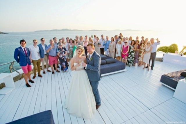 Mykonos Weddings.com Dream 55