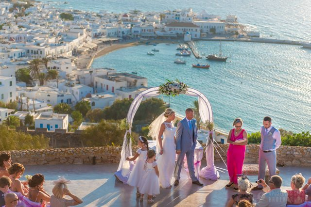 Mykonos Weddings.com Dream 65