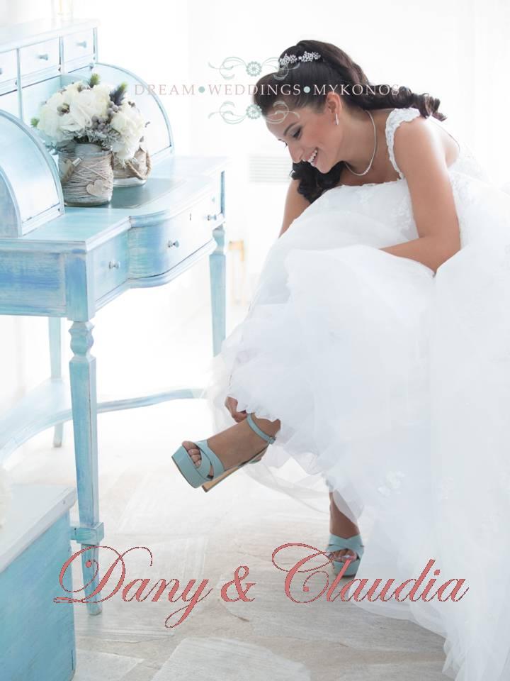 My Mykonos Dream Wedding
