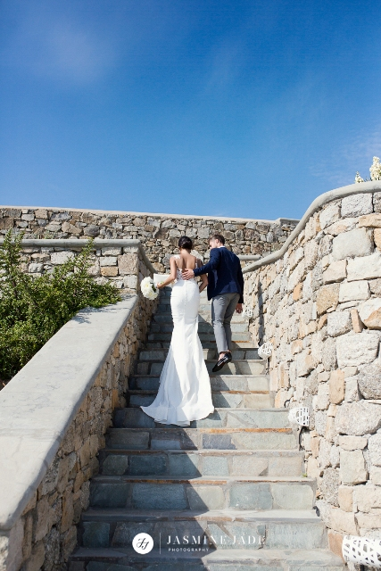 mykonos weddings.com planning steps