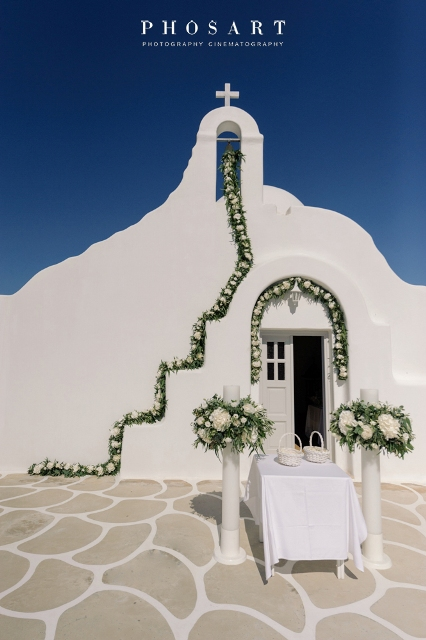 Mykonos Weddings.com Decorations03