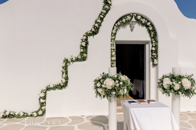 Mykonos Weddings.com Decorations05