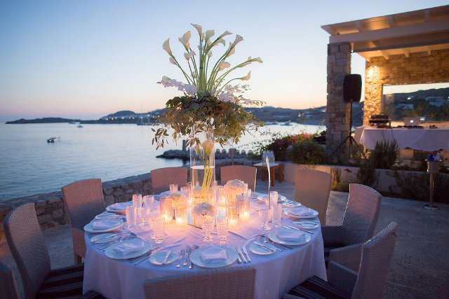 Mykonos Weddings.com Decorations26