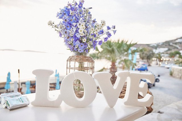 Mykonos Weddings.com Decorations59